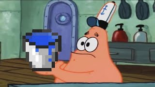 Patrick that's a water bucket