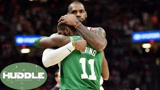 Will Kyrie Irving REGRET Leaving Cleveland? -The Huddle