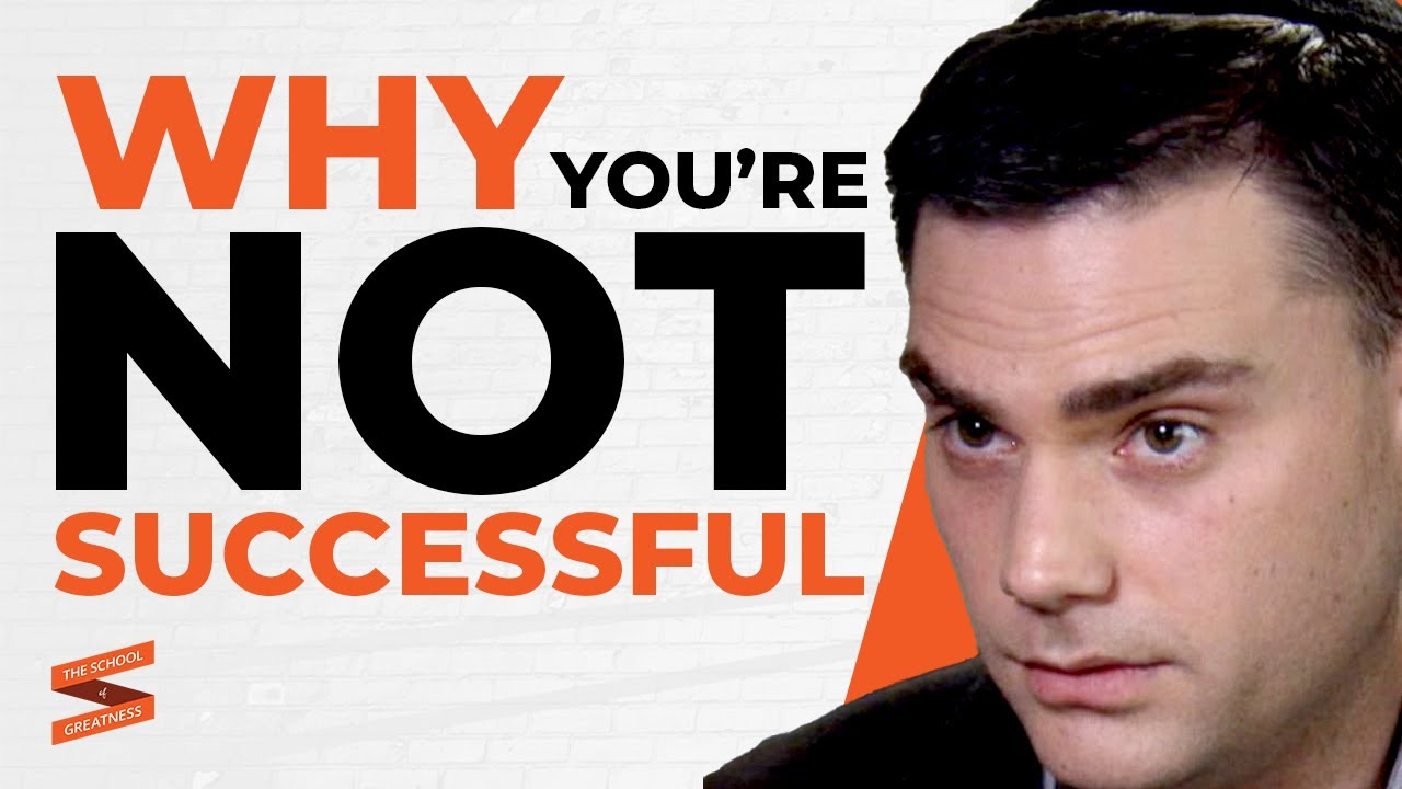 Ben Shapiro On WHY You're Not Successful In Life | Lewis Howes