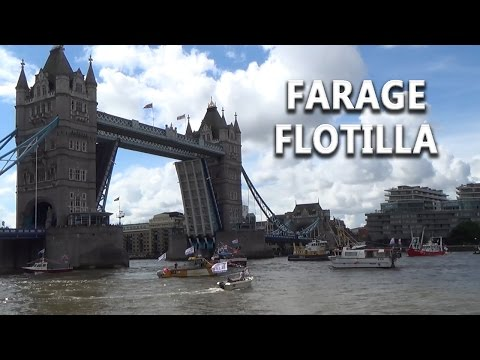 The Farage Flotilla