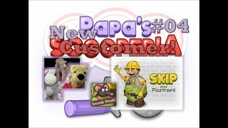Papa's Scooperia New Customer! #004