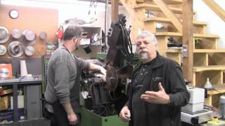 A Woodworkers Tour Of A Bit And Blade Sharpening Shop