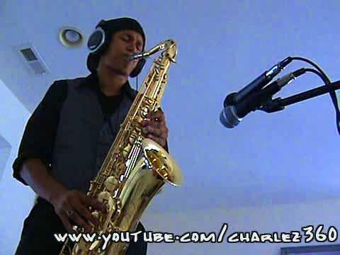John Mayer - Dreaming With A Broken Heart - Tenor Saxophone
