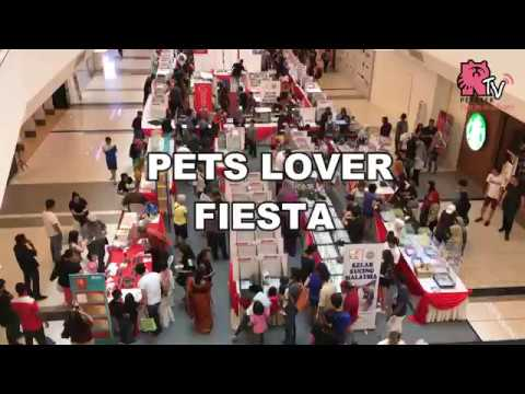 PETS LOVER FIESTA @ JAYA SHOPPING CENTRE 2018