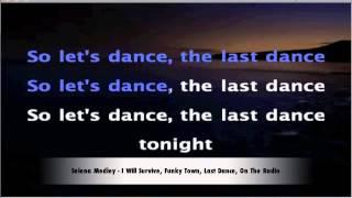 Selena Medley Karaoke