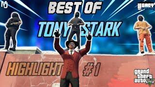 GTA 5 RP BEST OF TONY STARK BACK*HODI STREAM HIGHLIGHTS #1LEGACY #tony #mj #legacy #gta 5
