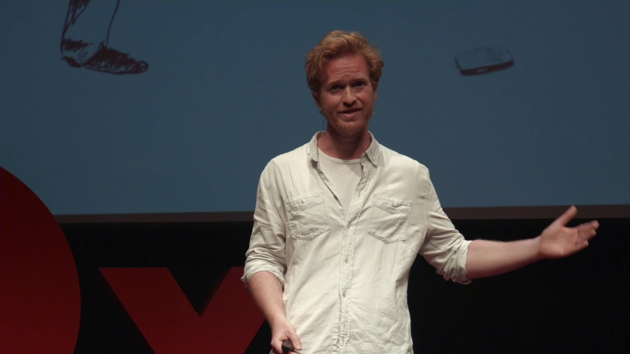 Love your competitors - how great businesses do strategy | Alex Smith | TEDxFolkestone