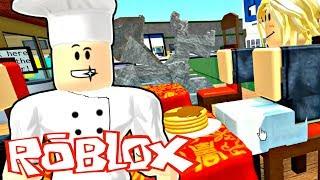 I OPEN MY RESTAURANT in Roblox Restaurant Tycoon EN