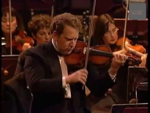 Shlomo Mintz plays Paganini on