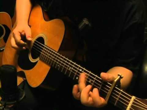 Anji - Paul Simon Version -