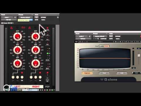 PSPaudioware E27 - Simulação do Equalizador Avedis E27 [PT-BR]