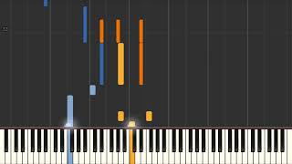 Pure Imagination - (Candy Man | Willy Wonca & The Chocolate Factory) - Piano tutorial