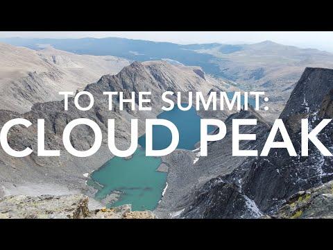 To The Summit: Cloud Peak