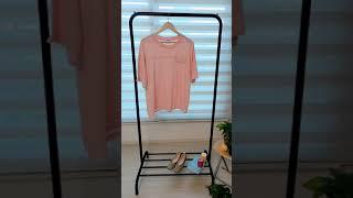 여성상의 오버핏 루즈핏 박시형 체형커버 기본티셔츠