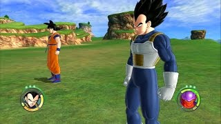 Dragon Ball Raging Blast 2 - Goku & Vegeta vs Turles, Metal Cooler, Android 13, Bojack & Janemba