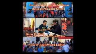 Entrevista a Jordi Anducas de la cursa Cinc Cims al juny de 2014 dintre de l'espai de la Firainnova. Per Ràdio Corbera (107fm) i Ràdio Molins de Rei (91.2fm) ...