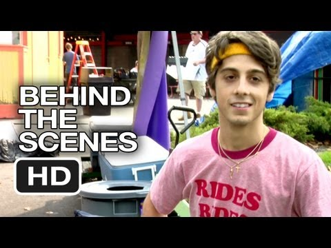 Adventureland Behind The Scenes - Frigo's Ball Taps (2009) - Kristen Stewart Movie HD