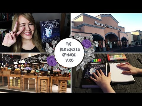 The Red Scrolls of Magic Reading Vlog | Goodreads Tips, Note Taking, & Writing Reviews Mp3