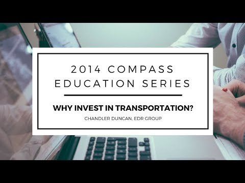2014 COMPASS Education Series #2: Chandler Duncan, EDR Group