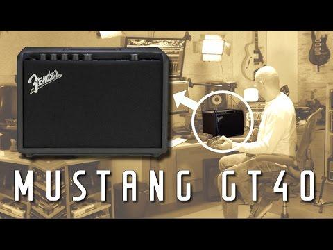 Fender Mustang GT40 - In Depth Review