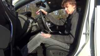 Школа вождения  Урок 1  Driving School  P 1