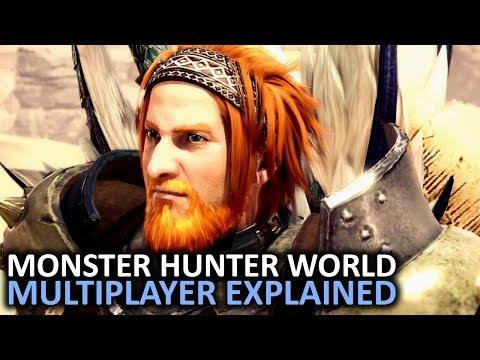 Monster Hunter World Tips - Multiplayer Explained