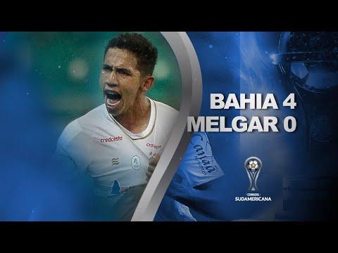 Bahia FBC Melgar Goals And Highlights