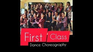 First Class -Dance Choreography | Kalank | Varun Dhawan, Alia Bhatt, Kiara | Arijit Singh | Pritam|