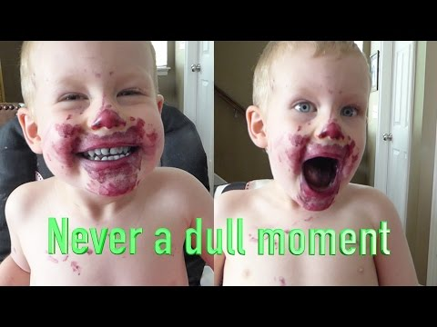 NEVER A DULL MOMENT  - Vlog - June 18, 2016