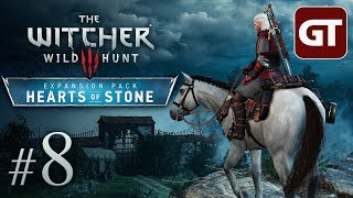 Thumbnail für The Witcher 3: Hearts of Stone #8 - Kollege Flammenrose - Let's Play The Witcher 3: HoS