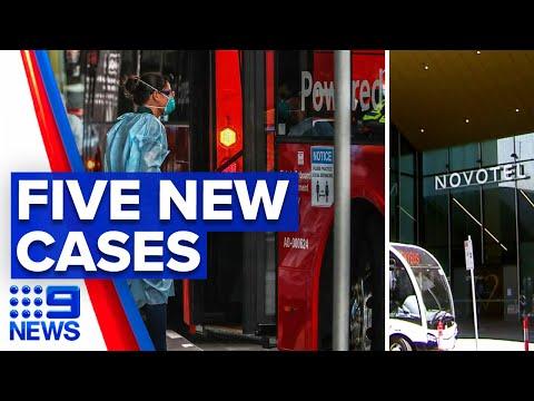 Coronavirus: Victoria's COVID free days are over | 9 News Australia