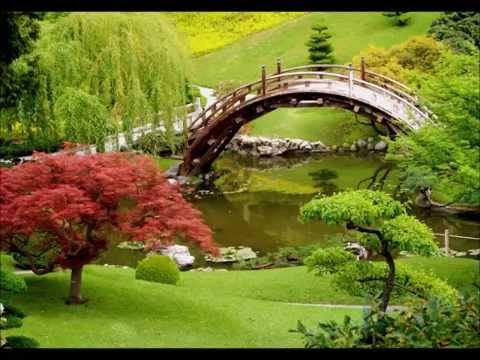 Японские сады  часть 1