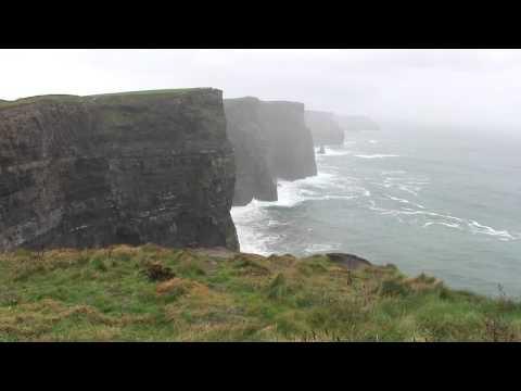 Cliffs Of Moher, IE.wmv