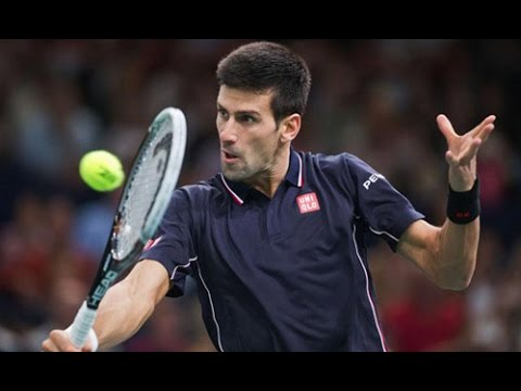 ATP World Tour Final Djokovic Vs Cilic Highlights