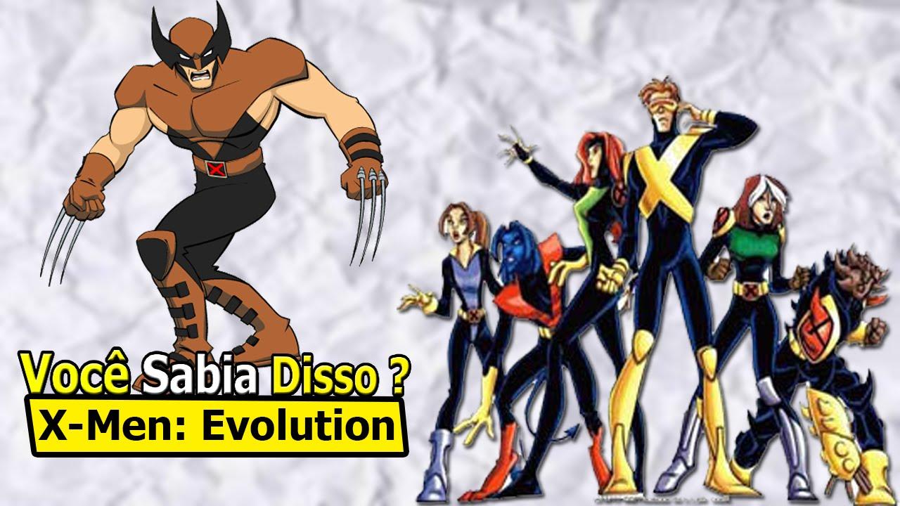 Free xmen evolution porn