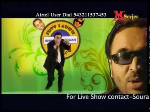 Just Laugh Baaki Maaf | BHAGWANT MANN & BINNU DHILLON| Punjabi Comedy Movie