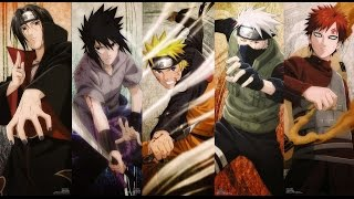 Top 20 Strongest Naruto Shippuden Characters(Out Of Date)