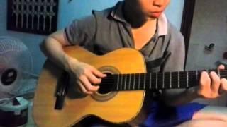Phố Không Mùa guitar cover