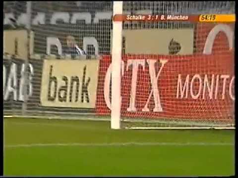 Schalke - Bayern 5-1 Saison 01/02