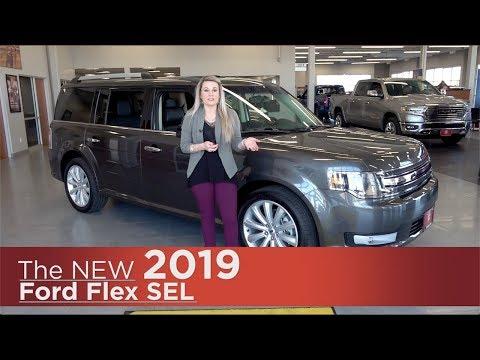 New 2019 Ford Flex SEL | Elk River, Coon Rapids, Minneapolis, St Paul, St Cloud, MN