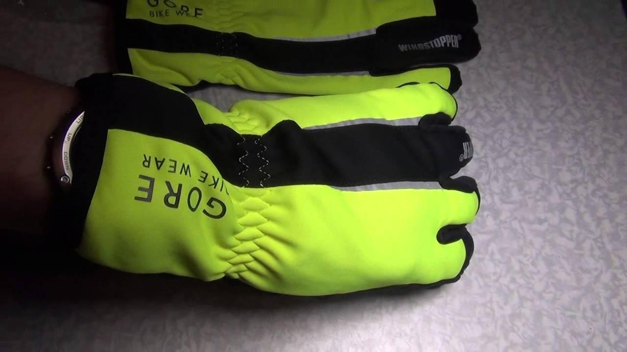 GORE WEAR C5 Gore-tex Thermo Guanti Gloves