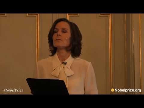 Announcement of the Nobel Prize in Literature 2016