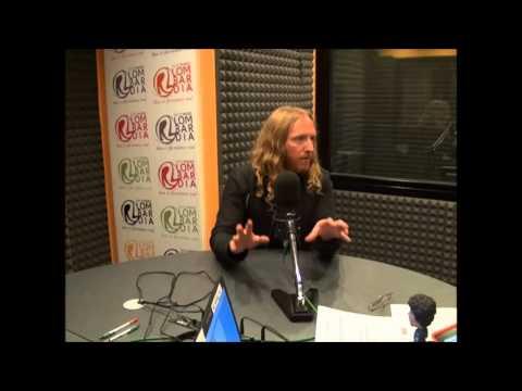 Mikael Stanne (Dark Tranquillity) - interview @Linea Rock
