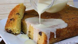 Cómo hacer brownie de chocolate blanco con pistachos | Receta fácil de  de blondie con pistachos