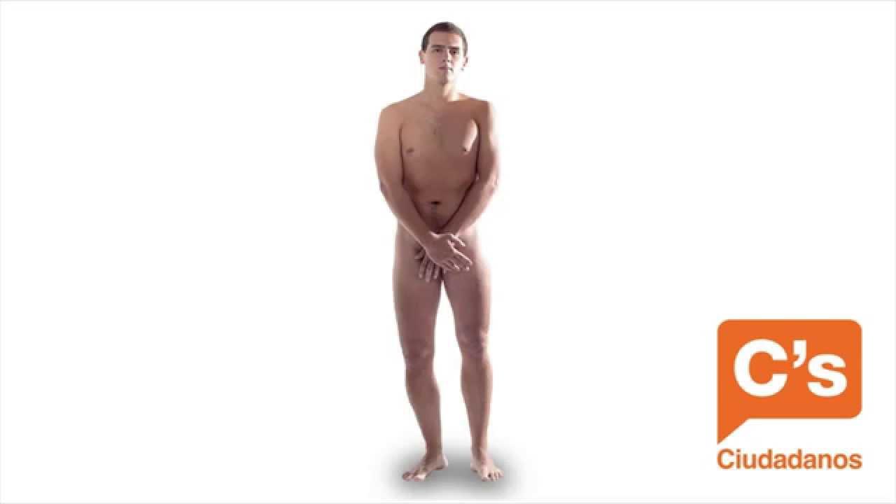 Resultado de imagen de albert rivera desnudo