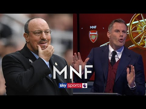 Jamie Carragher on why Newcastle should NOT sack Rafa Benitez | MNF