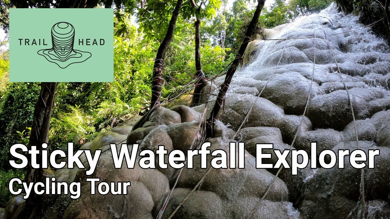 Sticky Waterfall Explorer - Cycling Tour to Bua Tong