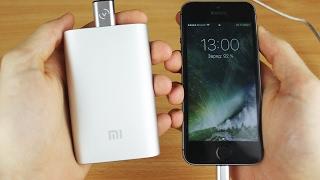 видео Обзор товара Xiaomi Power Bank 10000 mAh.