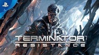 Terminator: Resistance | Combat Gameplay Trailer | PS4