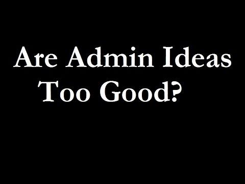 (EU4) Are Administrative Ideas too good?